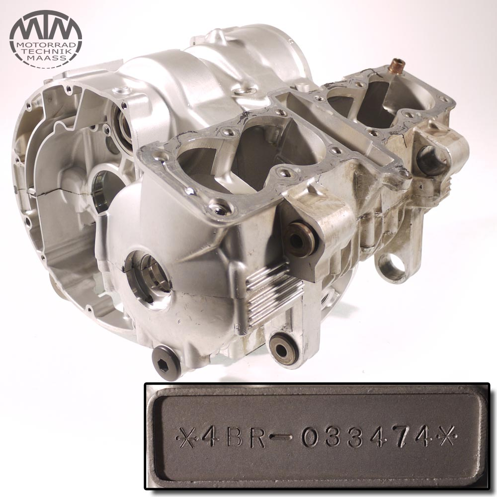 Motorgehäuse Yamaha XJ600S Diversion (4BR)