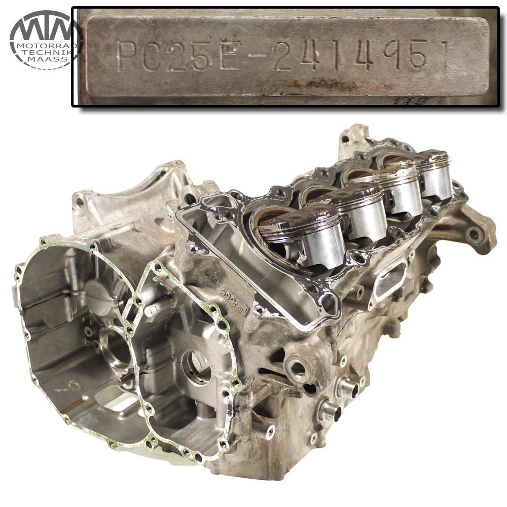 Motorgehäuse, Zylinder, Kolben Honda CBR600F CBR (PC25)