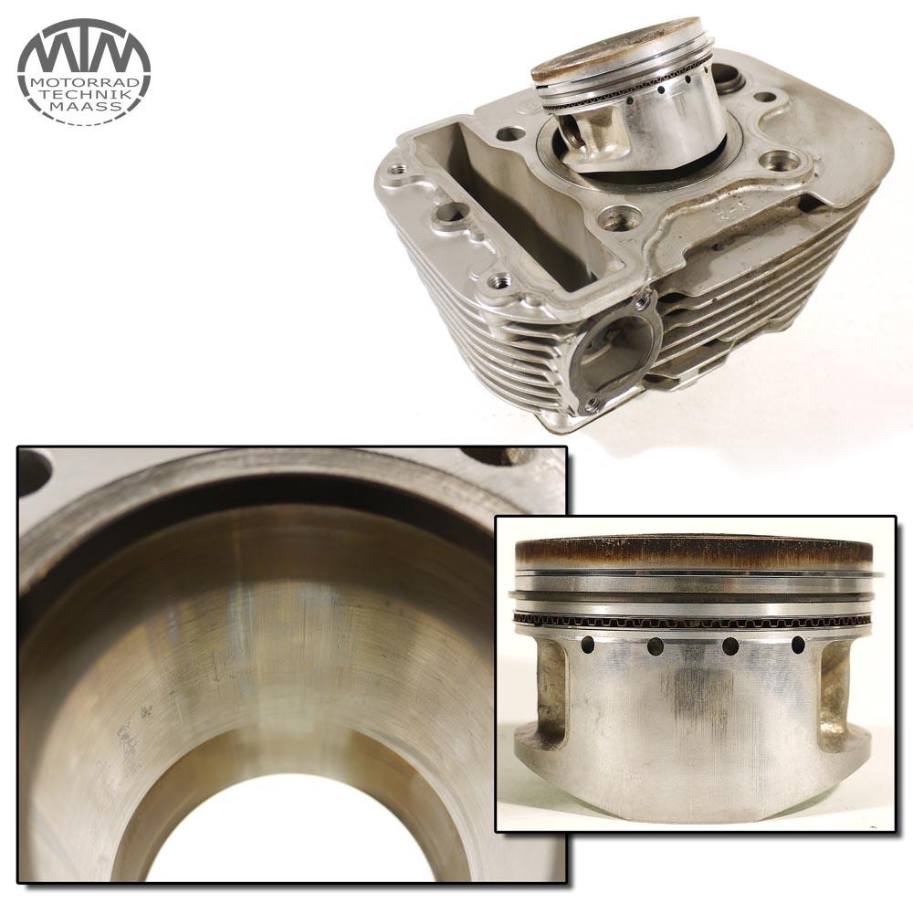 Zylinder & Kolben vorne Yamaha XV535 Virago XV (2YL)