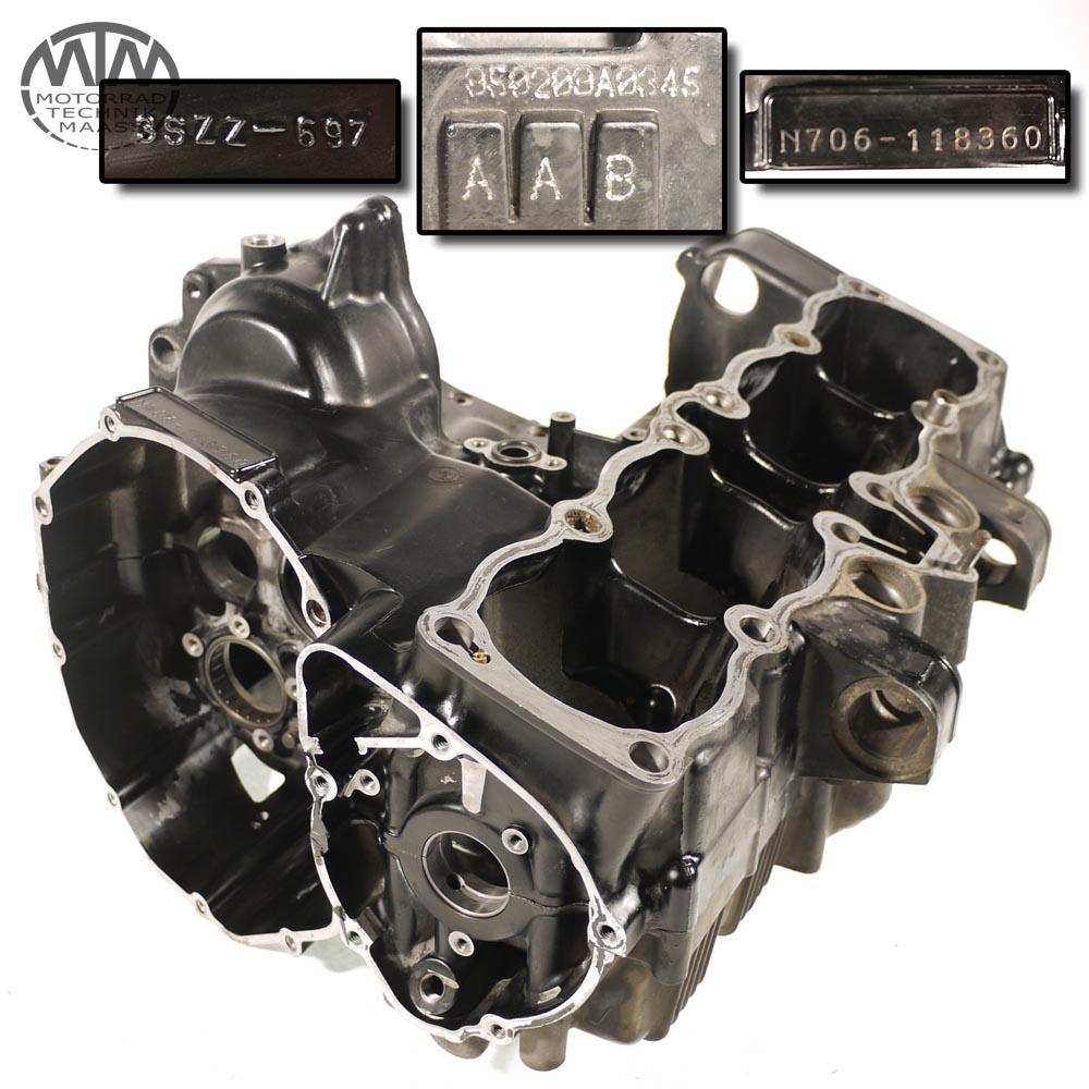 Motorgehäuse Suzuki GSX600F  (GN72B)