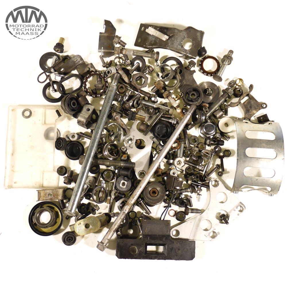 Schrauben & Muttern Fahrgestell Yamaha XJ600 XJ (4LX)