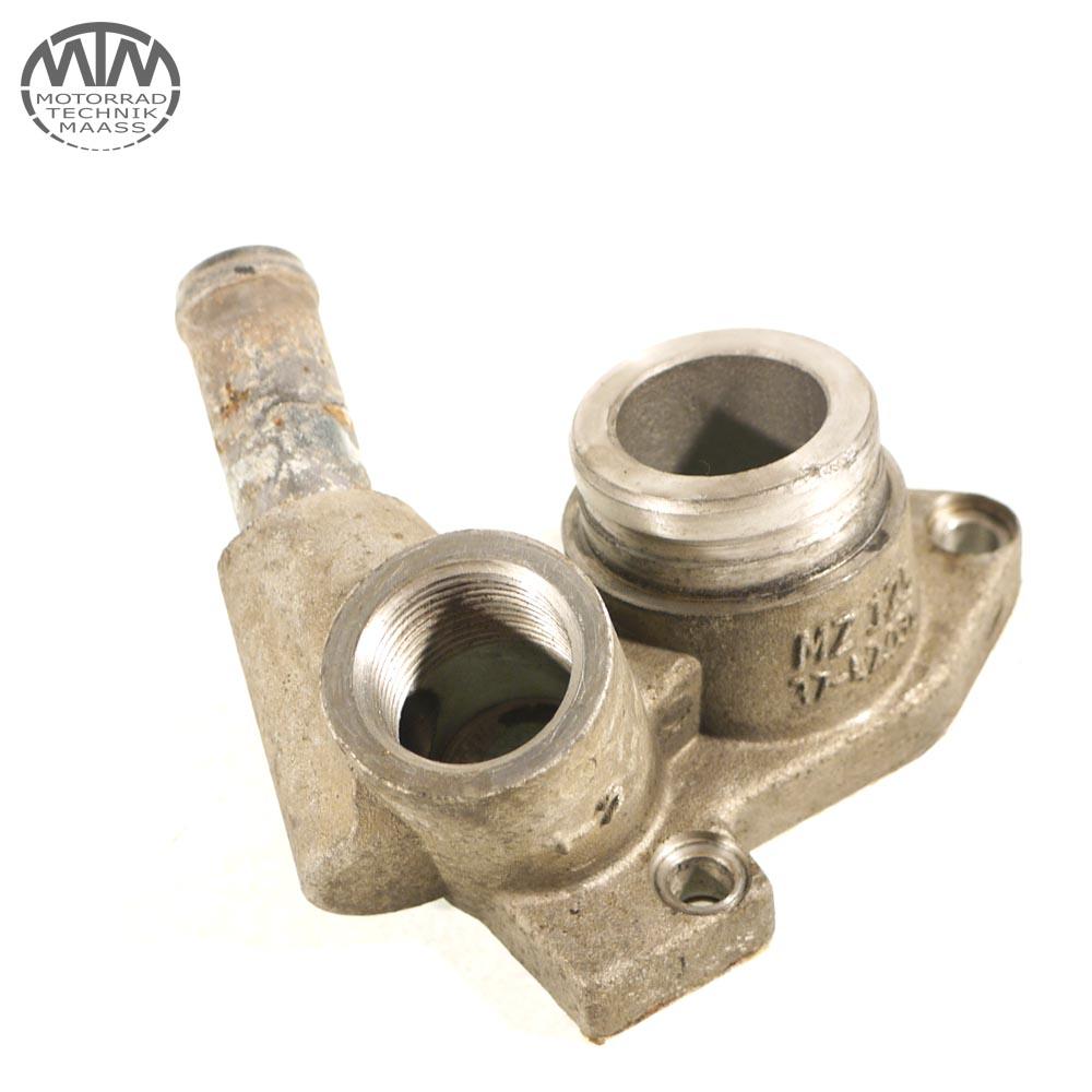 Anschluß Kühlflüssigkeitsschlauch MZ SX125 SX 125