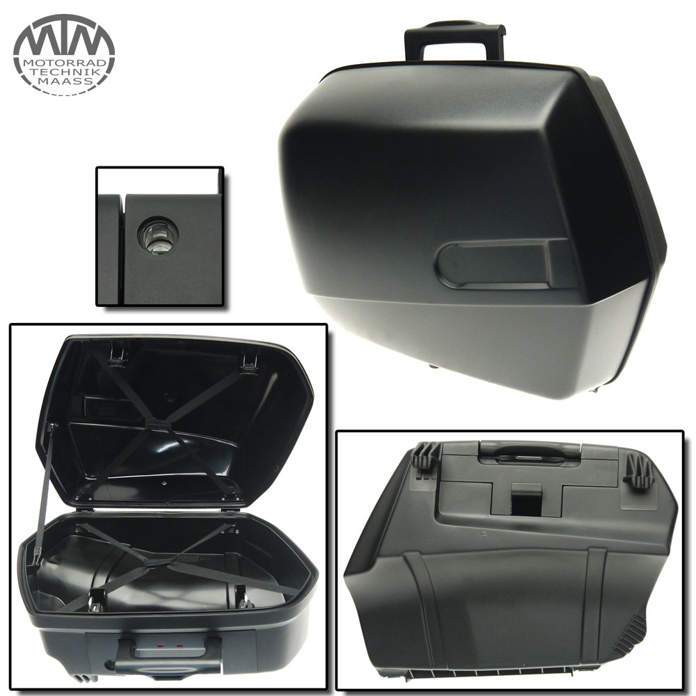 Seitenkoffer, Systemkoffer links ohne Zylinder BMW R1150R (R21/R28)