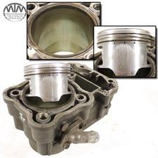 Zylinder & Kolben vorne Honda NTV650 Revere (RC33)