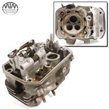 Zylinderkopf vorne Honda NTV650 Revere (RC33)
