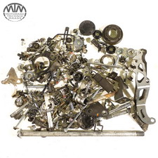 Schrauben & Muttern Fahrgestell Honda XL125V (JC32)