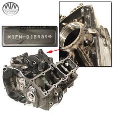 Motorgehäuse Yamaha FZ750 Genesis (1FN)