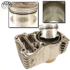 Zylinder & Kolben hinten Honda XL600V Transalp (PD10)