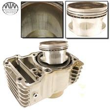 Zylinder & Kolben vorne Honda XL600V Transalp (PD10)