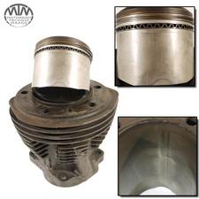 Zylinder & Kolben V Harley Davidson Shovelhead FXE 1200