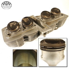 Zylinder & Kolben Yamaha XJ600 Diversion (4BR)