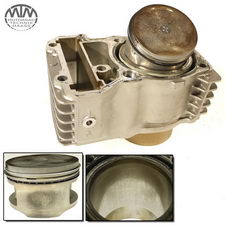 Zylinder & Kolben vorne Honda XL600V Transalp (PD06)
