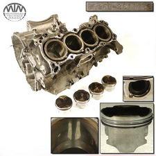 Motorgehäuse, Zylinder & Kolben Honda CBR600F (PC31)