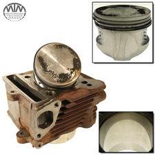 Zylinder & Kolben Aprilia 125 Habana Custom (PM)