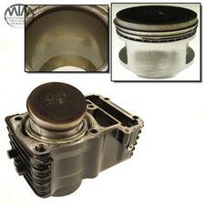 Zylinder & Kolben hinten Honda XL600V Transalp (PD06)
