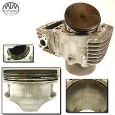 Zylinder & Kolben vorne Kawasaki VN15 SE (VNT50A)