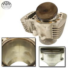 Zylinder & Kolben hinten Kawasaki VN15 SE (VNT50A)