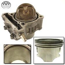 Zylinder & Kolben vorne Suzuki SV650S (AV)