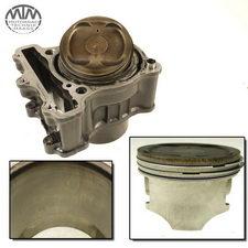 Zylinder & Kolben hinten Suzuki SV650S (AV)
