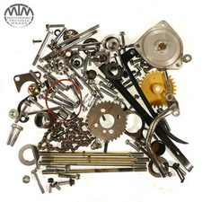 Schrauben & Muttern Motor Sachs ZX125 4T