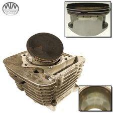 Zylinder & Kolben Yamaha SRX600 (1XM)