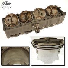 Zylinder & Kolben Kawasaki Z1000 (ZRT00A)