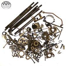 Schrauben & Muttern Motor Yamaha XV750 Virago (4PW)