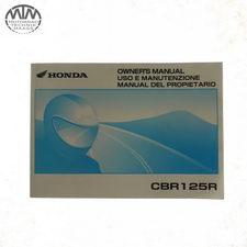 Bedienungsanleitung Honda CBR125R (JC34)
