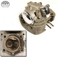 Zylinderkopf hinten Yamaha XV750 Virago (4FY)