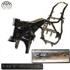 Rahmen, Fahrzeugbrief & Vermessungsprotokoll Yamaha XV750 Virago (4FY)