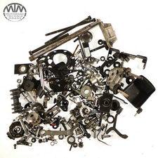 Schrauben & Muttern Fahrgestell Kawasaki GPZ1100 (ZXT10E)