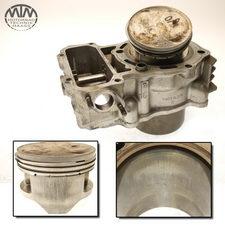 Zylinder & Kolben vorne Kawasaki VN750 Twin (VN750A)