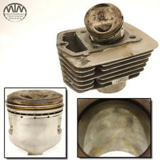 Zylinder & Kolben Simson Schikra MS125