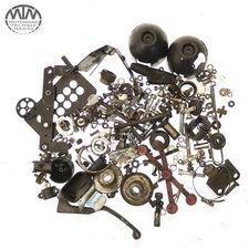 Schrauben & Muttern Fahrgestell Simson Schikra MS125