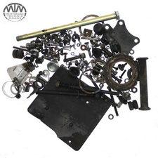 Schrauben & Muttern Fahrgestell MZ RT125