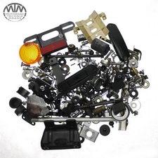 Schrauben & Muttern Fahrgestell Kawasaki EL252 (EL250B)