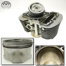 Zylinder & Kolben vorne Honda VT1100 C2 Shadow (SC32)