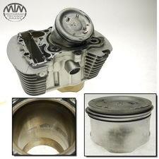Zylinder & Kolben hinten Honda VT1100 C2 Shadow (SC32)