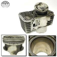 Zylinder & Kolben hinten Suzuki VS700 Intruder (VP51A)