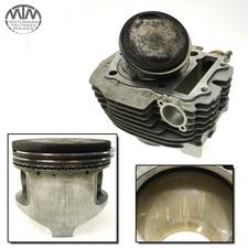 Zylinder & Kolben vorne Yamaha XV1000 Virago (56V)