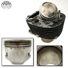 Zylinder & Kolben Yamaha SR500 (2J4)
