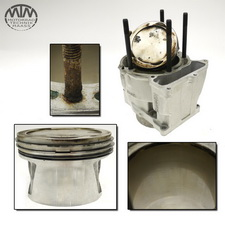 Zylinder & Kolben Aprilia Pegaso 650 (GA)