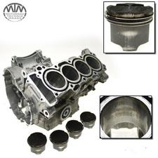 Motorgehäuse, Zylinder & Kolben Honda CBR600F (PC35)