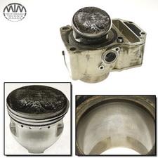 Zylinder & Kolben hinten Yamaha XZ550 (11U)