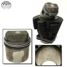 Zylinder & Kolben vorne Harley Davidson XLH1000