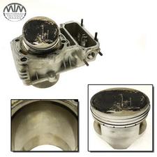 Zylinder & Kolben hinten Kawasaki VN750 Vulcan (VN750A)