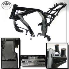 Rahmen, Fahrzeugbrief & Fahrzeugschein Honda CBF500A ABS (PC39)