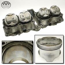 Zylinder & Kolben Honda CBR1000F (SC24)