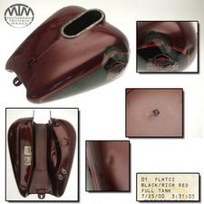 Tank, Benzintank Harley Davidson FLHTC-I E-Glide
