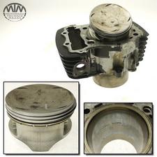 Zylinder & Kolben vorne Kawasaki VN1500 Classic